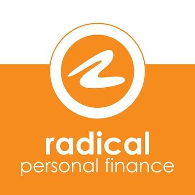 Radical Personal Finance podcast logo