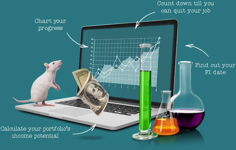 FI Laboratory - Track Your Progress to Early Retirement!