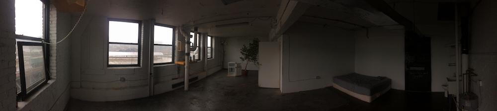 Brian's Apartment