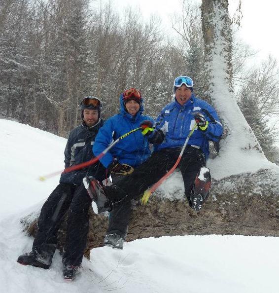 Birthday Ski Trip
